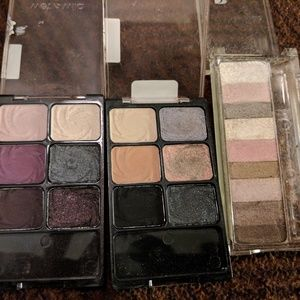 Other - Drugstore eyeshadow bundle.